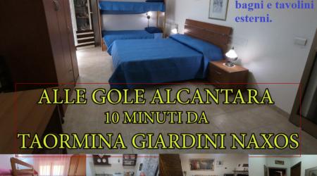 6 Notti in Casa Vacanze a Motta Camastra